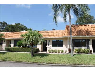 Clearwater Villa For Sale: 19029 Us Highway 19 N #18E
