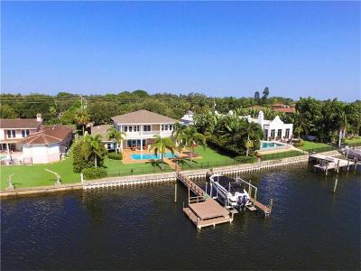 St Petersburg FL Single Family Home For Sale: $2,450,000