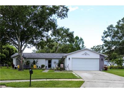 Palm Harbor Single Family Home For Sale: 2862 Lomond Drive