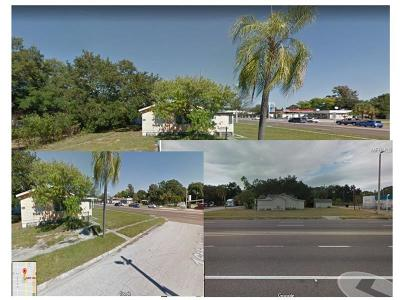 St Petersburg Residential Lots & Land For Sale: 3409 16th Avenue S