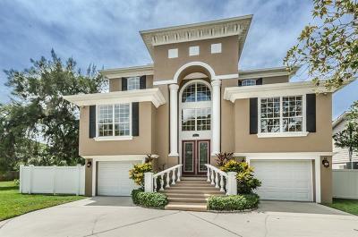 Tarpon Springs Single Family Home For Sale: 811 Riverside Drive
