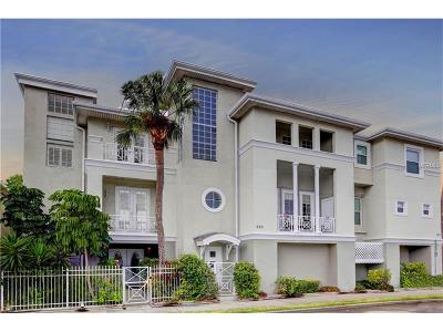 Clearwater Condo For Sale: 618 Mandalay Avenue #3