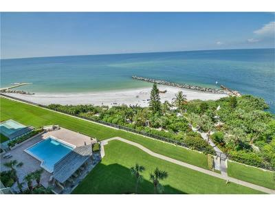 St Pete Beach Condo For Sale: 7100 Sunset Way #911