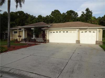 New Port Richey Single Family Home For Sale: 10300 Worthy Lamb Way