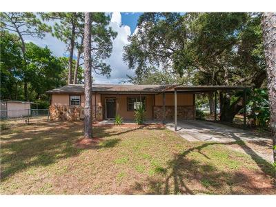 New Port Richey Single Family Home For Sale: 7841 Ernst Road