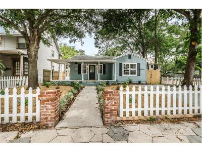 St Petersburg Single Family Home For Sale: 2030 12th Street N