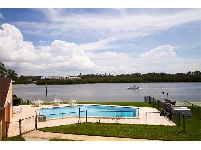 Indian Rocks Beach Condo For Sale: 1 Windrush Boulevard #4