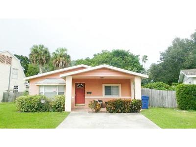 St Petersburg FL Single Family Home For Sale: $265,000