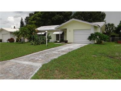 Clearwater, Clearwater`, Cleasrwater Single Family Home For Sale: 2572 Bramblewood Drive W