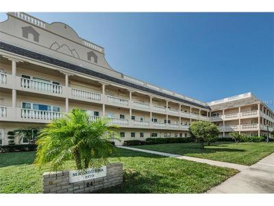 Clearwater Condo For Sale: 2170 Americus Boulevard S #37