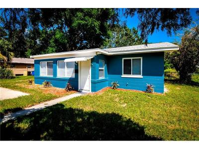 St Petersburg FL Single Family Home For Sale: $119,900