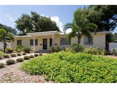 Dade City, Apollo Beach, St Petersburg, Wesley Chapel, San Antonio, Clearwater, Lithia, Seffner, Land O Lakes, Ruskin, Temple Terrace Rental For Rent: 111 12th Avenue N