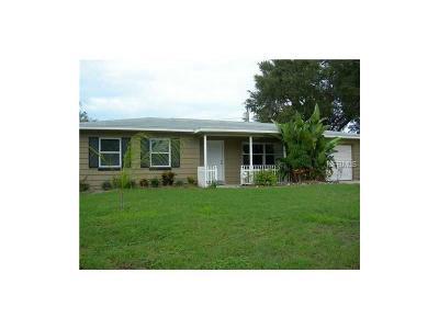 Seminole Single Family Home For Sale: 11430 64th Avenue