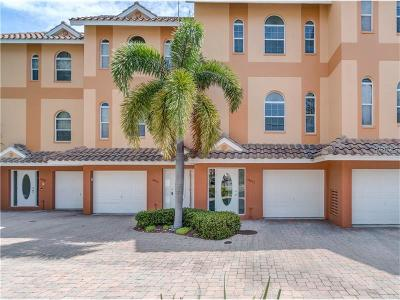Treasure Island FL Townhouse For Sale: $799,000