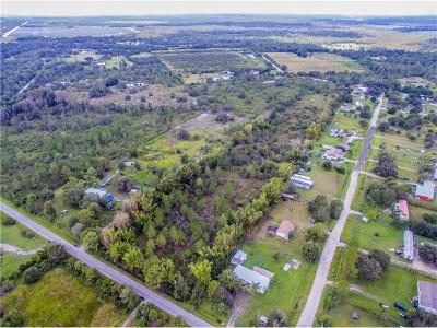 Wimauma, Wimauma` Residential Lots & Land For Sale: 0 Ridge Road