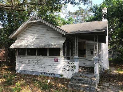 St Petersburg Single Family Home For Sale: 3465 15th Avenue S