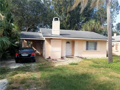 Indian Rocks Beach Single Family Home For Sale: 1208 Bay Palm Boulevard