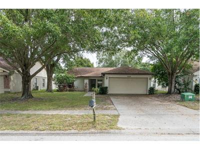 Palm Harbor Single Family Home For Sale: 3649 Chatham Drive