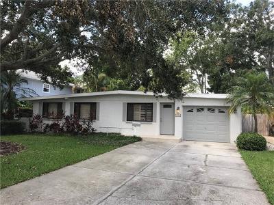 St Petersburg Single Family Home For Sale: 4200 Carson Street NE