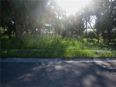 Tarpon Springs Residential Lots & Land For Sale: North Avenue