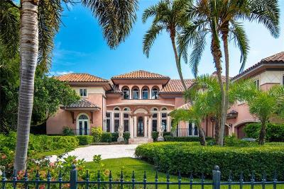 St Petersburg FL Single Family Home For Sale: $2,995,000