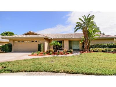 Clearwater Single Family Home For Sale: 2806 Westchester Drive N
