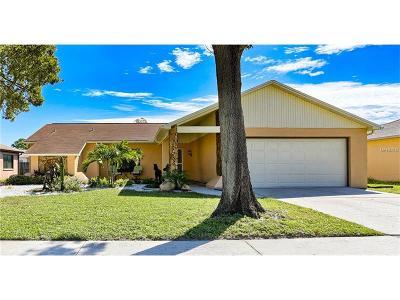 Holiday Single Family Home For Sale: 1132 Jambalana Drive