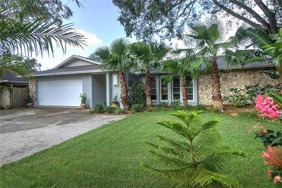 Clearwater Single Family Home For Sale: 3007 Heron Place
