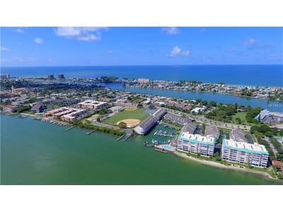 St Pete Beach Townhouse For Sale: 9229 Captiva Circle