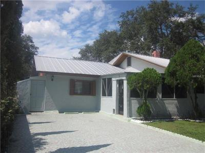 Gulfport Single Family Home For Sale: 2829 Upton Street S