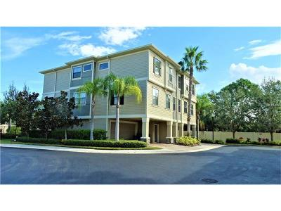 Tampa Townhouse For Sale: 6306 Anhinga Place