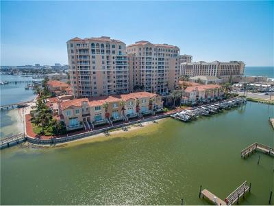 Clearwater Beach Condo For Sale: 525 Mandalay Avenue #35