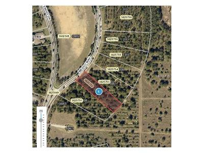 Montverde Residential Lots & Land For Sale: 17006 Medici Way