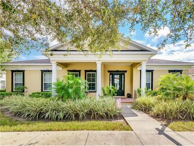Single Family Home For Sale: 5940 Churchside Drive