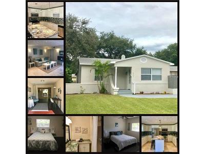 St Petersburg Single Family Home For Sale: 521 35th Avenue NE