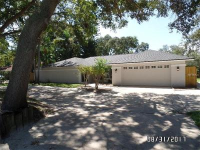 St Petersburg Single Family Home For Sale: 2196 Pinellas Point Drive S