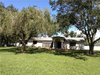 Clearwater Single Family Home For Sale: 2950 Roosevelt Boulevard