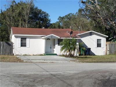 Tampa Single Family Home For Sale: 10102 N 17th Street