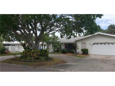 St Petersburg Single Family Home For Sale: 4339 50th Terrace S