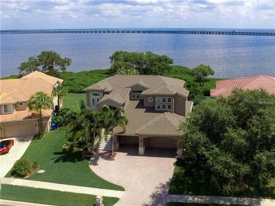 Clearwater Single Family Home For Sale: 3149 Shoreline Drive