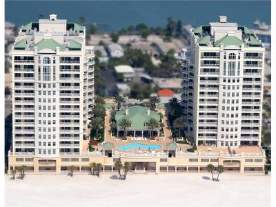 Clearwater Beach Condo For Sale: 10 Papaya Street #705