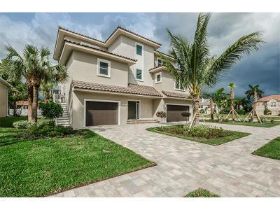 Tierra Verde Single Family Home For Sale: 818 Ponce De Leon Drive