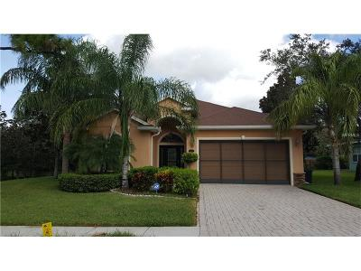 Tarpon Springs Single Family Home For Sale: 1575 River Court