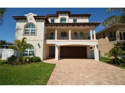 Treasure Island FL Single Family Home For Sale: $786,500