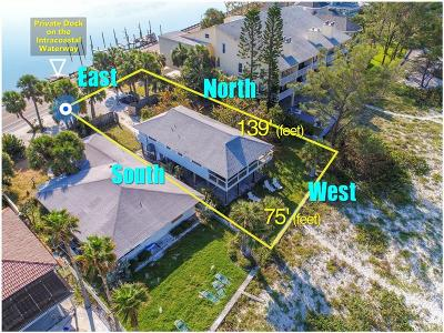 Residential Lots & Land For Sale: 20216 Gulf Boulevard