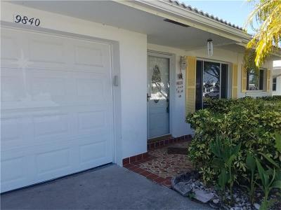Pinellas Park Single Family Home For Sale: 9840 39th Street N
