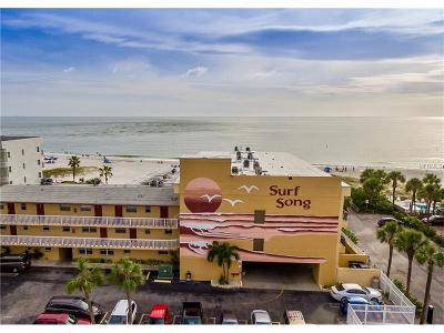 Madeira Beach Condo For Sale: 12960 Gulf Boulevard #350
