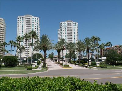 Clearwater Condo For Sale: 1180 Gulf Boulevard #504