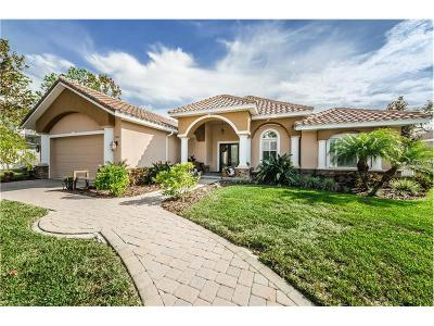 Tarpon Springs Single Family Home For Sale: 1502 River Court