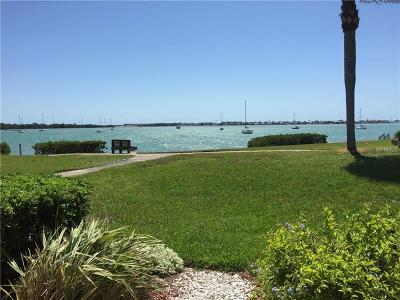 Saint Petersburg Condo For Sale: 6361 Bahia Del Mar Boulevard #113